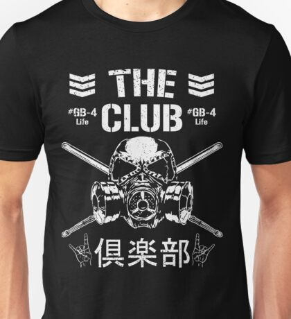 The Club Good Brothers Japan Unisex T-Shirt