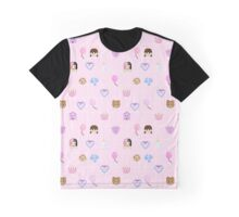 CRY BABY EMOJIS - NO KNIFE VERSION Graphic T-Shirt