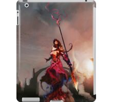 Athena, Born of Zeus iPad Case/Skin