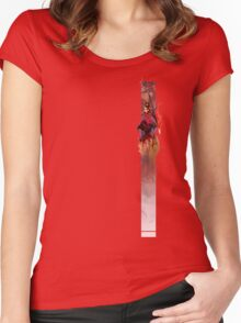 Athena, Born of Zeus Women's Fitted Scoop T-Shirt