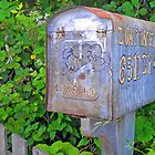 London Farm Mailbox by Lesliebc