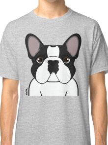 Frenchie - Brindle Pied Classic T-Shirt