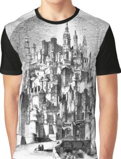 The Castle of Gormenghast Graphic T-Shirt