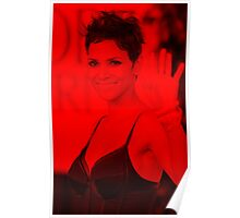 Halle Berry - Celebrity Poster