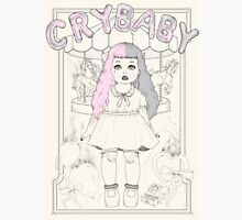♡ CRYBABY vintage illustration ♡ Unisex T-Shirt
