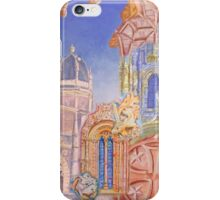 Composition of paintings. Mosteiro dos Jerónimos studies. iPhone Case/Skin