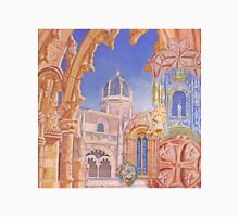 Composition of paintings. Mosteiro dos Jerónimos studies. T-Shirt