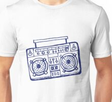Old Stereo Unisex T-Shirt