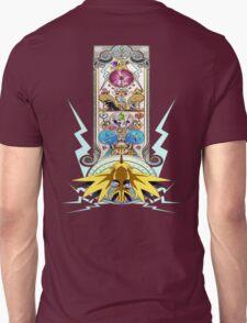 Electric Type Unisex T-Shirt