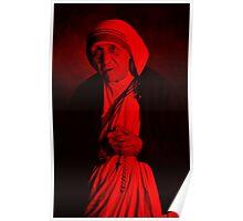 Mother Teresa - Celebrity Poster
