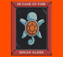 In Case of a Fire by Kitsuneace