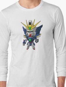 Fanart - Wing Zero Mecha Long Sleeve T-Shirt