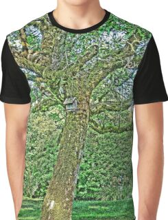 Walt Disney Tree Graphic T-Shirt