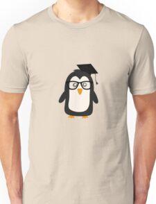 Penguin nerd Unisex T-Shirt