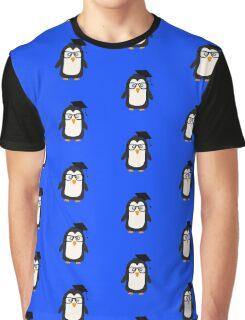 Penguin nerd Graphic T-Shirt