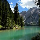 Lake Braies by annalisa bianchetti