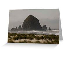 This Beach Is A Rockin' ©  Greeting Card