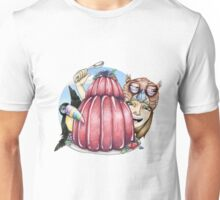 Lolli and Liquorice behind Jelly Unisex T-Shirt