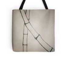 Minimalist Sumi-E Tote Bag