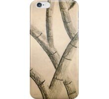 Sumi-E Close Up iPhone Case/Skin