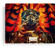 T-Fighter Pilot Canvas Print
