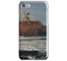a tribute to the wreck iPhone Case/Skin