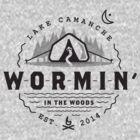 Wormin' in the Woods by brandonmeier