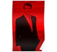 Pierce Brosnan - Celebrity Poster