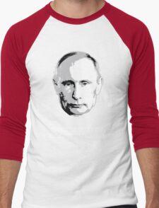 Once I Putin, I Don't Pull Out - Vladimir Putin Shirt 1B Men's Baseball ¾ T-Shirt