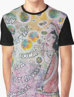 Bubbles make your soul smile Graphic T-Shirt