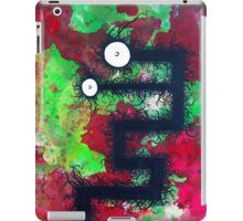 The creatures from the drain 29 iPad Case/Skin