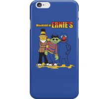 Weekend At Ernie's iPhone Case/Skin