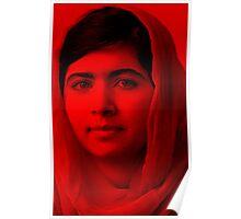 Malala Yousafzai - Celebrity Poster