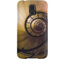 Spiral Staircase in the Arc de Triomphe Samsung Galaxy Case/Skin