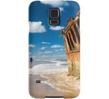 Fishing for Wrecks - SS Maheno Samsung Galaxy Case/Skin