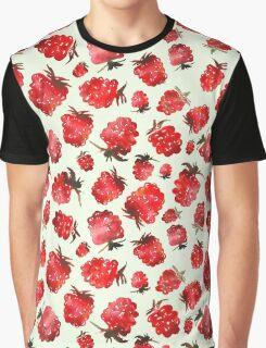 Raspberry Graphic T-Shirt