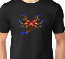 Smoke abstraction. Unisex T-Shirt