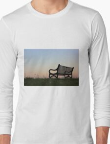 Sit Down and Forget The World Long Sleeve T-Shirt