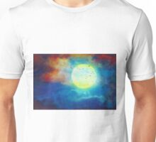 When the moon is high Unisex T-Shirt