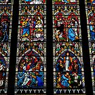 Story Telling Window by Lee  Gill