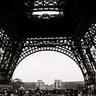 Eiffel Tower 5 by dimpdhab