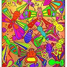 Barmy Butterflies by Shelly Still