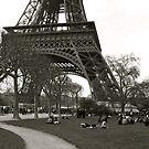 Eiffel Tower 6 by dimpdhab