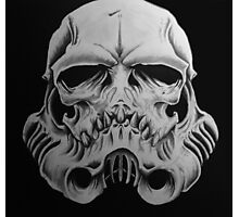 Stormtrooper Photographic Print