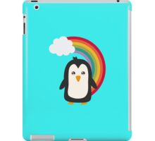 Rainbow Penguin   iPad Case/Skin