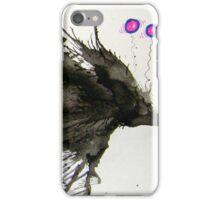 Floating Ink Monster iPhone Case/Skin