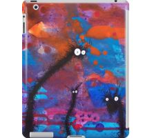 The creatures from the drain 26 iPad Case/Skin