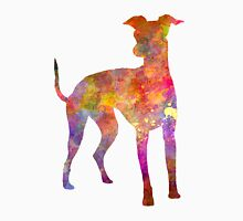 Italian Greyhound in watercolor Unisex T-Shirt