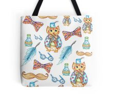 Professor Owl Tote Bag