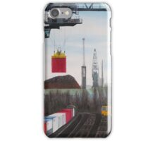 Southampton Docks 1 iPhone Case/Skin